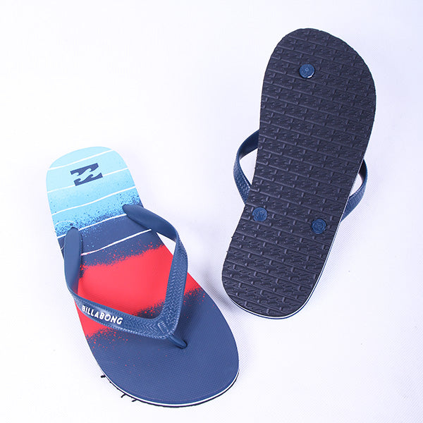 Billabong Navy Red Blue