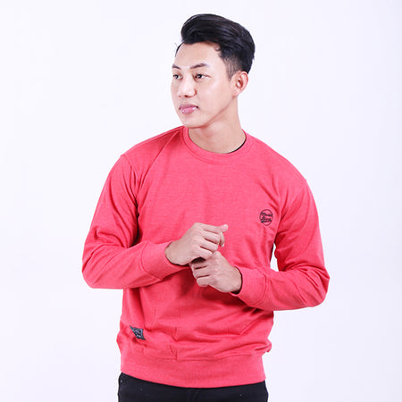 MONKL BLANK Sweater Circle Red