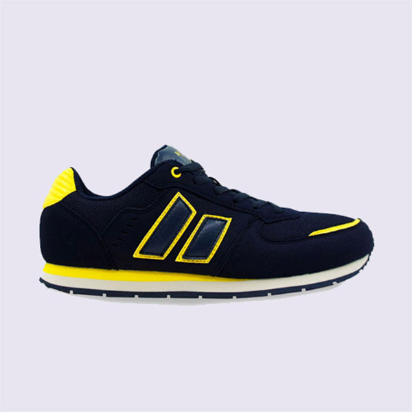FISCHER NAVY YELLOW