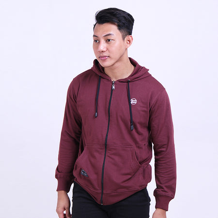 MONKL BLANK Zipper Circle RDMN