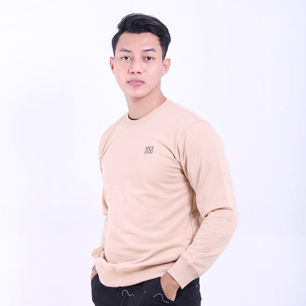 MONKL BLANK Sweater box CRM