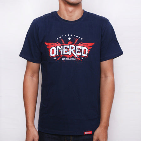 ONERED AUTHENTHIC GET REAL STYLE NAVY Default