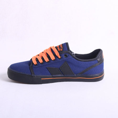 SEPATU JAMES MIDNIGHT/BURNT ORANGE