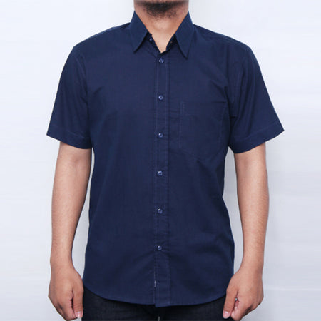 BABY ROCK KEMEJA NAVY SHIRT Default