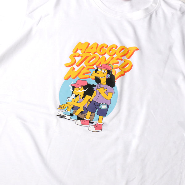 Maggot Ts.Oblong Simpsons