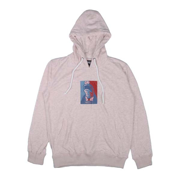 MAXI SUPPLY Hoodie Pink Howard