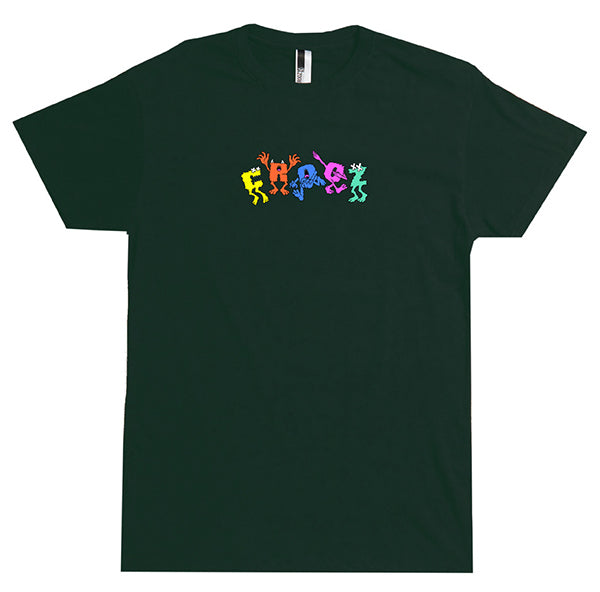 CROOZ MONSPHABET -FOREST GREEN