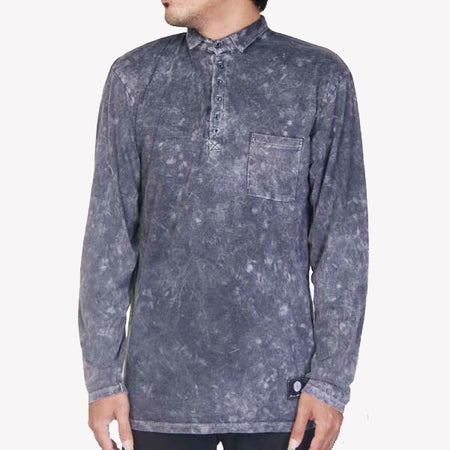 Limback Ceryvil Long Sleeve Washed