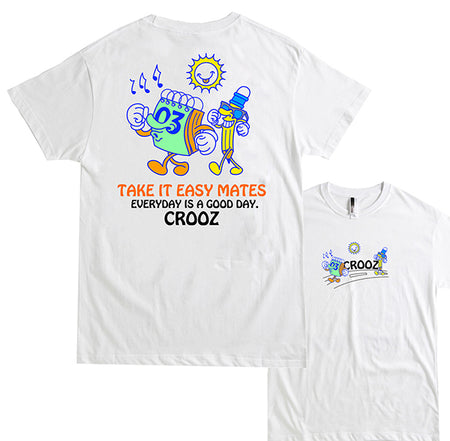 CROOZ US - WHITE
