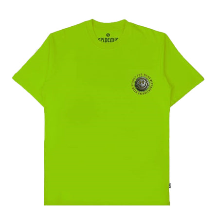 EPIDEMIC DESTRUCTION / LIME GREEN
