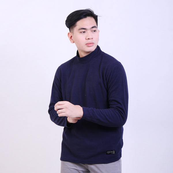 Sweater Turtle Neck Navy Default