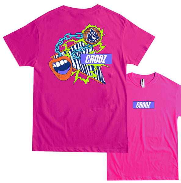 CROOZ PARALLEL - PINK