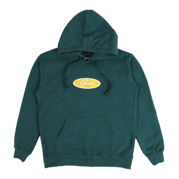 EPIDEMIC HOODIE DOMINIC / GREEN