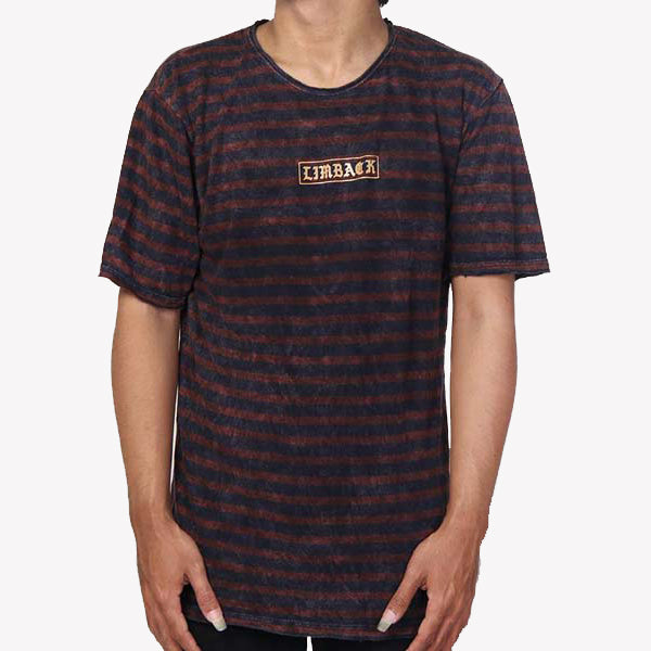 Limback Choco T-Shirt Washed