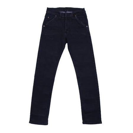 LONG DENIM BLACK 7