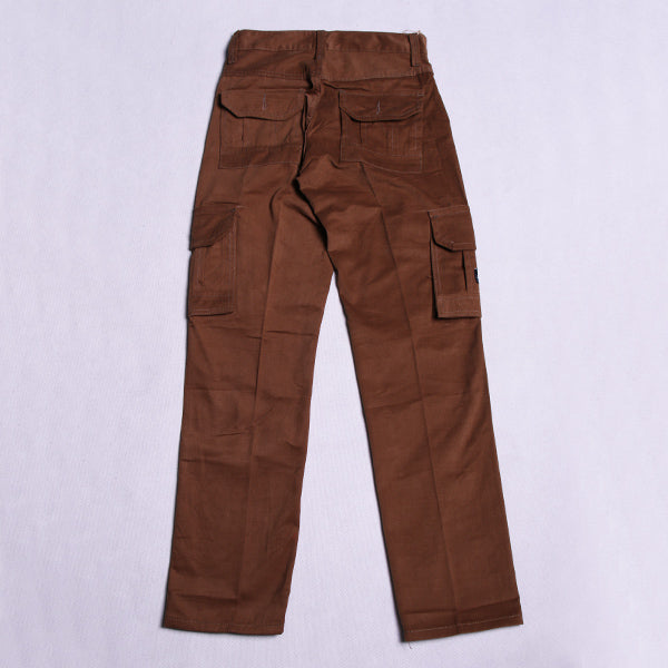 CARGO CHINO BROWN OLD Default