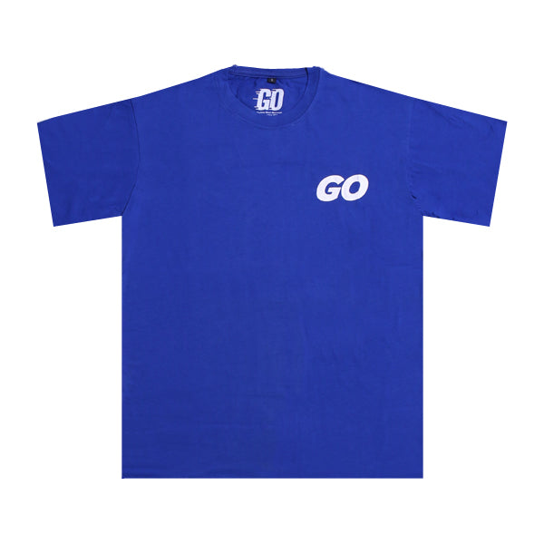 GO WORLDWIDE Blue Side Medium Font Default
