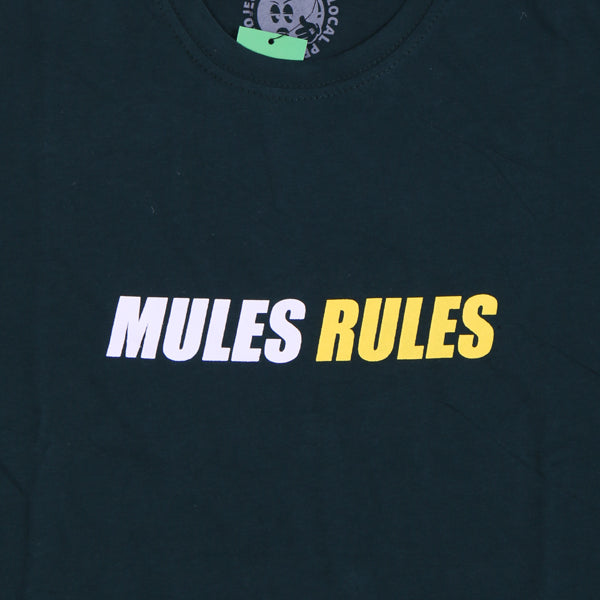 MULES Green Rules Yellow Default