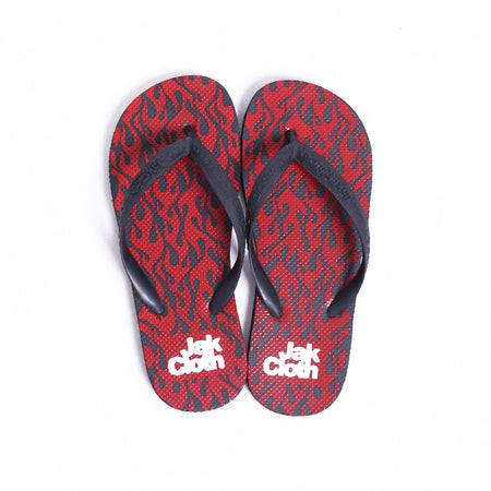 Sandal Red Fire Default