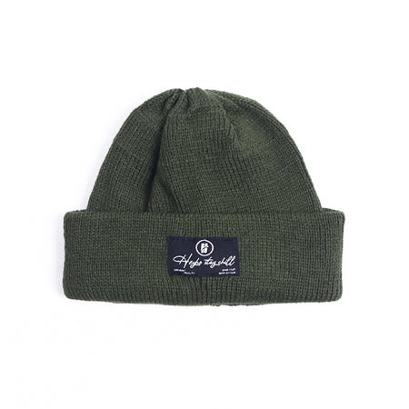 HEYHO Stay Chill Beanie Green
