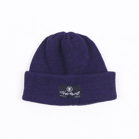 HEYHO Stay Chill Beanie Purple