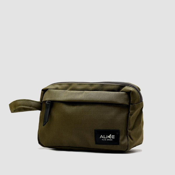Brodo X Alive Vulture Army Green Pouch JAK