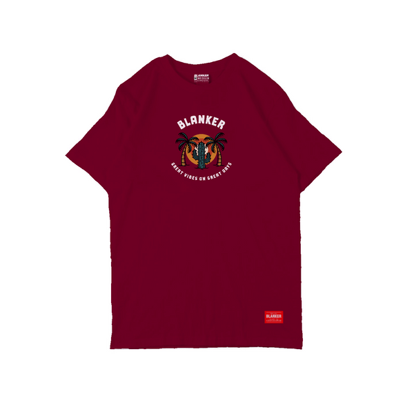 Beachers Maroon