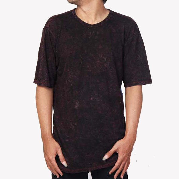 Limback Tobacco T-Shirt Washed