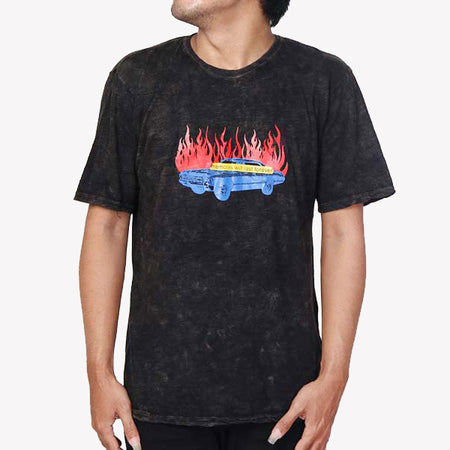 Limback On Fire T-Shirt Washed
