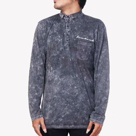 Limback Boscha Long Sleeve Washed
