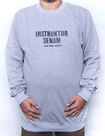 SWEATER INSTRUKTUR SENAM Default