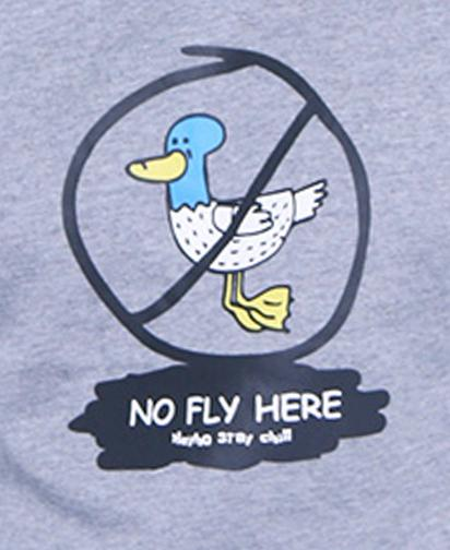 NO FLY HERE Default
