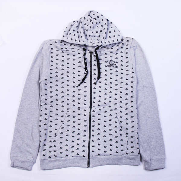 Jaket Light Grey Default