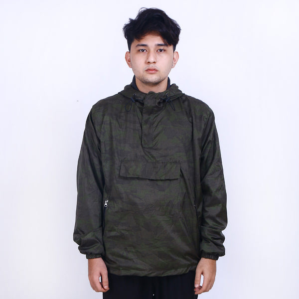 Jacket Anorak Dark Green