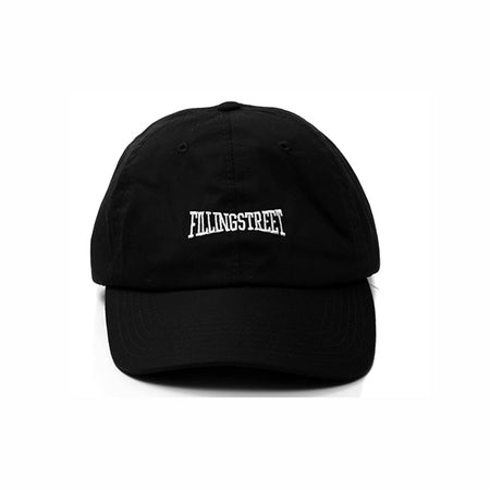 FILLINGSTREET CAP ARHUR BLACK