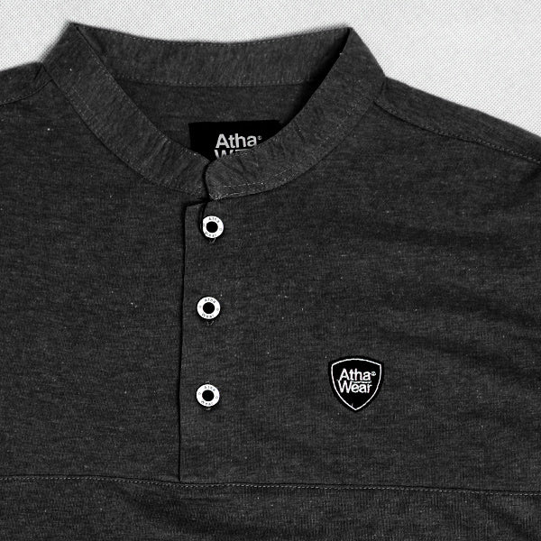 ATW PP PATCH GREY