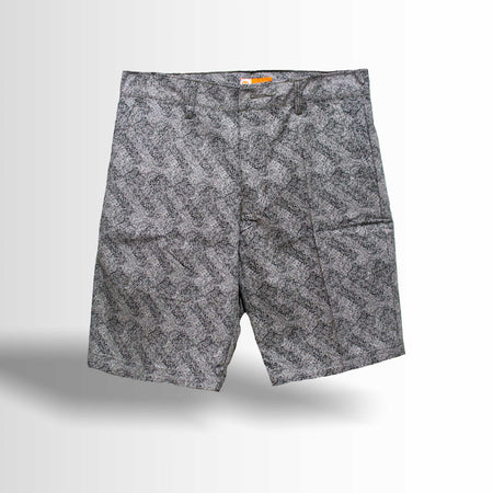 DOUBLE ONE Abstract Basic Shorts Default