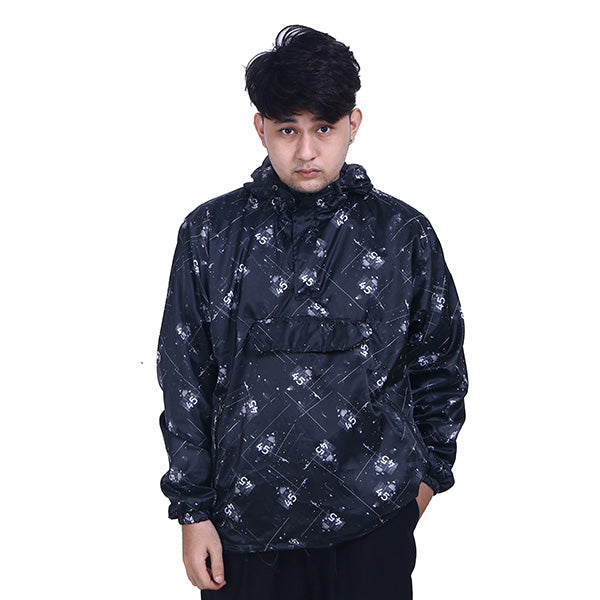 Jacket Anorak 45 Black