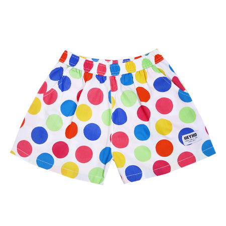 Boxer Pants Polkadot Full Colour