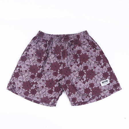Boxer Pants Art Purple