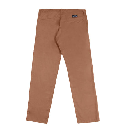 Celana Chino Brown Patch Black Default