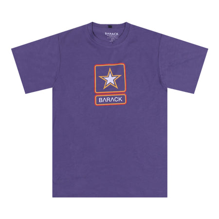 Kaos Barack Star Purple Default
