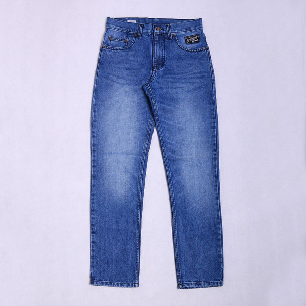 BLUE SKY LONG DENIM