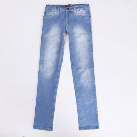 Celana Denim Blue Denim Default