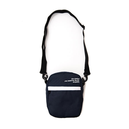 FILLINGSTREET MINIBAG WHELL NAVY
