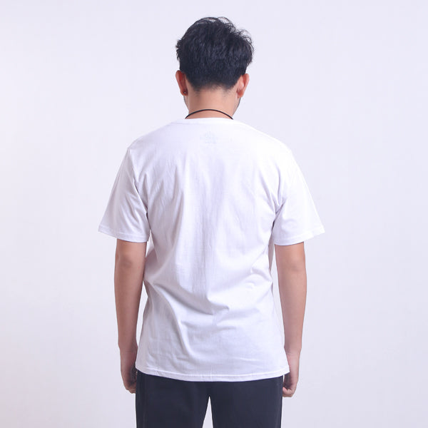 Kaos FIGHT Faith Block White