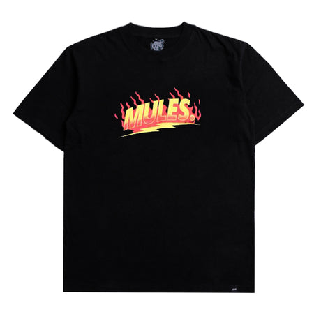 KAOS FIRE LOGO BLACK