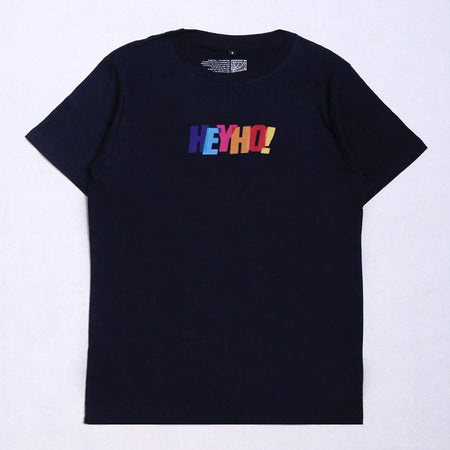 KAOS FULL COLOUR TEXT NAVY