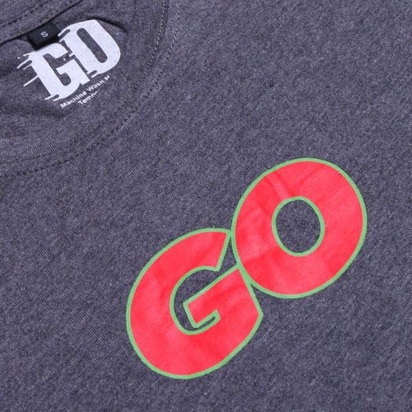 GO WORLDWIDE Go Red Font Default