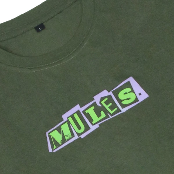 Kaos MULES Green Purple Default